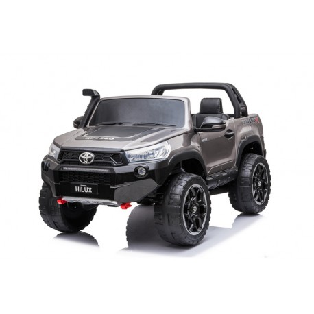 TOYOTA HILUX 24V 480W LICENSE GREY TWO SEATS COMING SOON