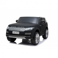 LAND ROVER SPORT 24V 480W 2 SEATS BLACK MAT PAINTING ΠΛΗΡΗΣ ΕΞΟΠΛΙΣΜΟΣ ANAMENETAI