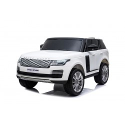 LAND ROVER SPORT 24V 480W 2SEATS WHITE FULL OPTIONS COMING SOON