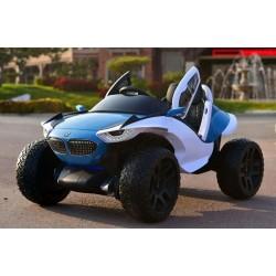BMW X 4Χ4 12V BLUE FULL OPTIONS