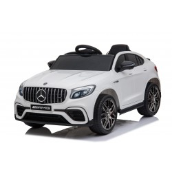 MERCEDES GLC 63 S COUPE 12V10A 4X4 WHITE COMING SOON