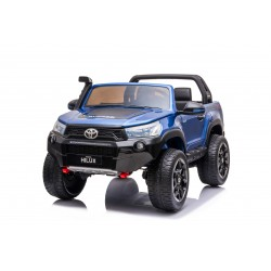 TOYOTA HILUX 12V 4X4 180W BLUE TWO SEATS COMING SOON
