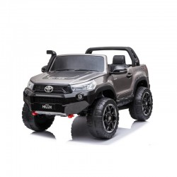 TOYOTA HILUX 12V 180W 4x4 GREY TWO SEATS COMING SOON