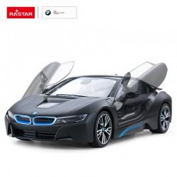 BMW I8 RC Μαυρο ματ