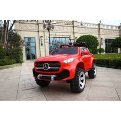 MERCEDES X PICK UP RED