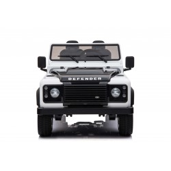 LAND ROVER DEFENDER 90 12V 4X4 DOUBLE SEAT