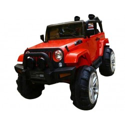 JEEP WRANGLER 4X4 12V RED SOLD OUT
