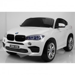 BMW X6M 12V WHITE PAINTING SOLD