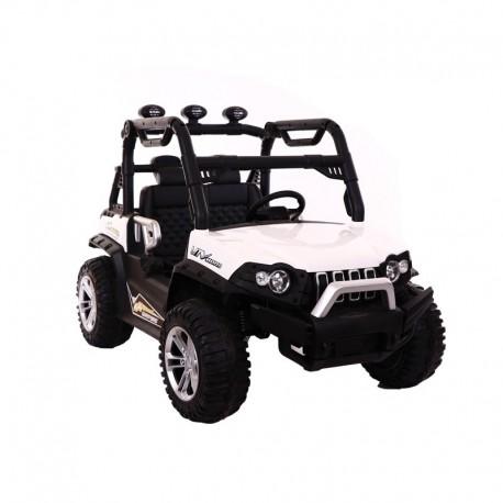 ATV ADVENTURE 4X4 12V White