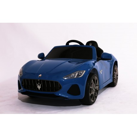 MASERATI GT 12V FULL OPTIONS BLUE PRE ORDER