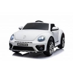 VW BEETLE DUNE 12V ΛΕΥΚΟ FULL OPTIONS ΠΡΟΠΑΡΑΓΓΕΛΙΑ.