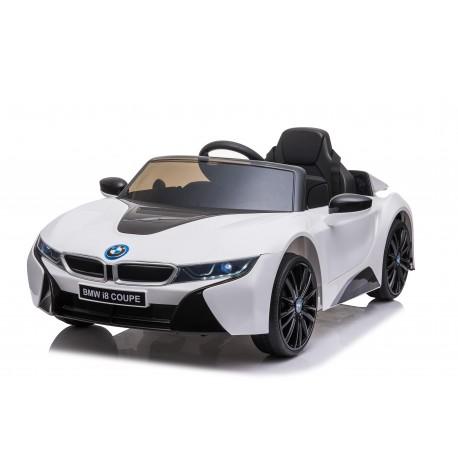 BMW I8 12V ΛΕΥΚΟ ΠΡΟΠΑΡΑΓΓΕΛΙΑ