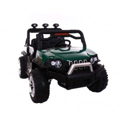 ATV ADVENTURE 4X4 12 V Green SOLD OUT