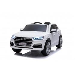 AUDI Q5 S-LINE 12V ΟΝΕ SEAT WHITE FULL OPTIONS PRE ORDER