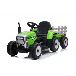 GREEDY TRACTOR 12V GREEN FULL OPTIONS PRE ORDER