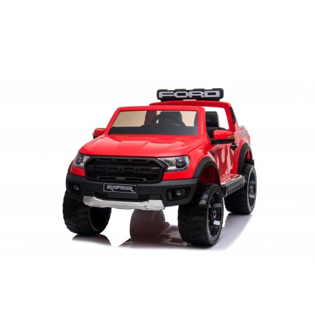 FORD RANGER RAPTOR 12V RED FULL OPTIONS