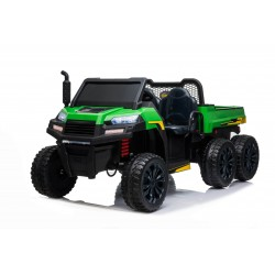 ATV DUSTER 24 V GREEN FULL OPTIONS