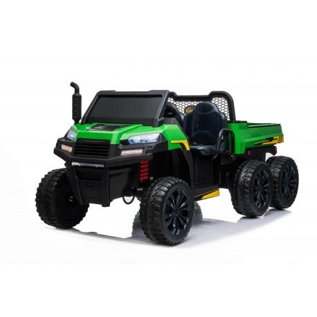 ATV DUSTER 24 V GREEN FULL OPTIONS