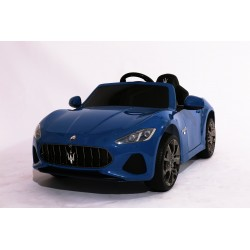 MASERATI GC-SPORT 12V FULL OPTIONS BLUE