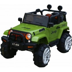 JEEP WRANGLER 4X4 12V Green sold out