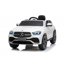 MERCEDES GLE 12 V WHITE COMING SOON