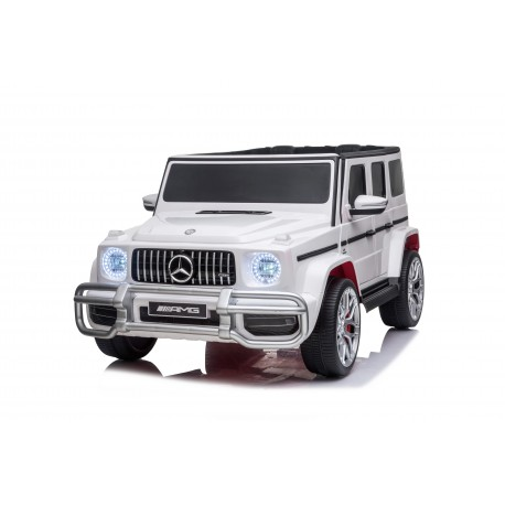 MERCEDES G63 AMG 24V 4X4 WHITE SOLD OUT AND COMING SOON