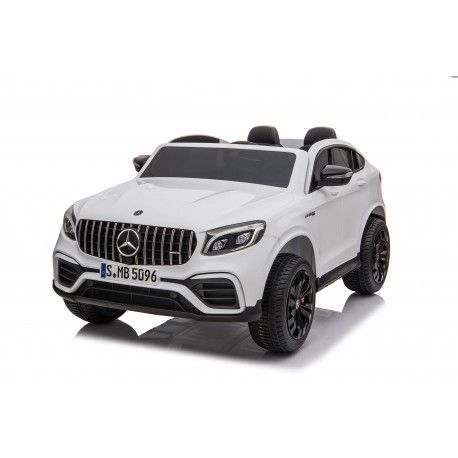 MERCEDES GLC 63 AMG 4X4 12V WHITE SOLD OUT COMING SOON
